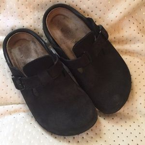 Birkenstock with removable footbed
